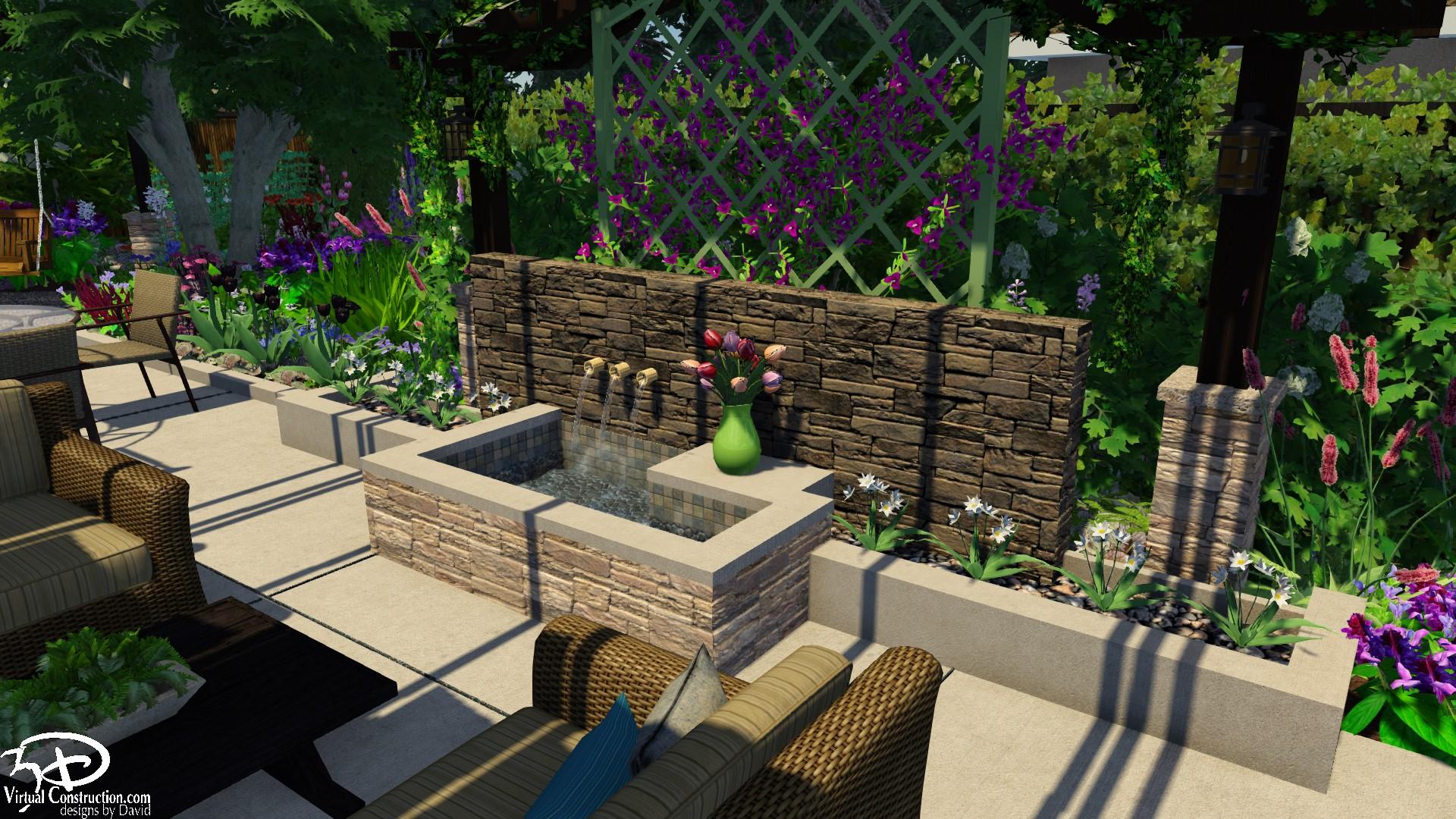 Aquascape Pools 3d Virtual Construction